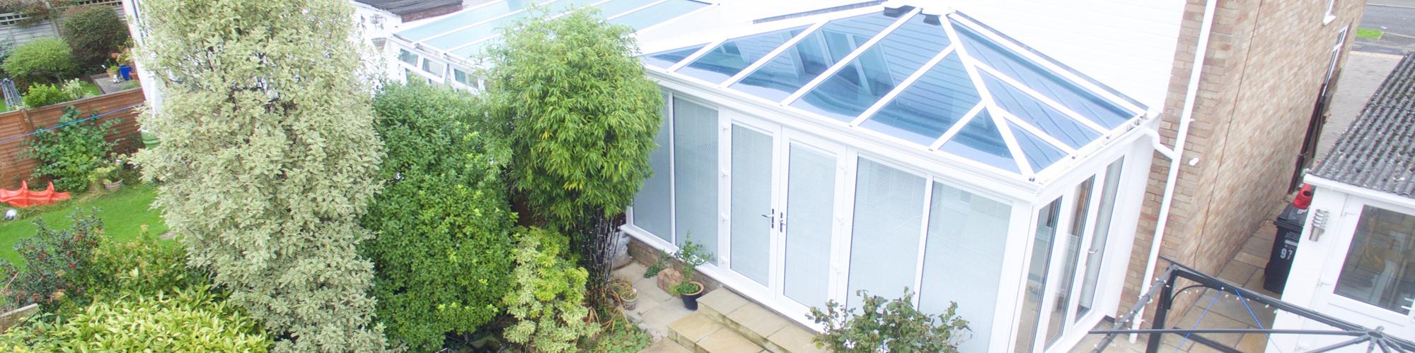 Georgian Conservatory Sherborne Top