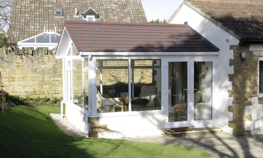 Warm roof conservatory South Petherton