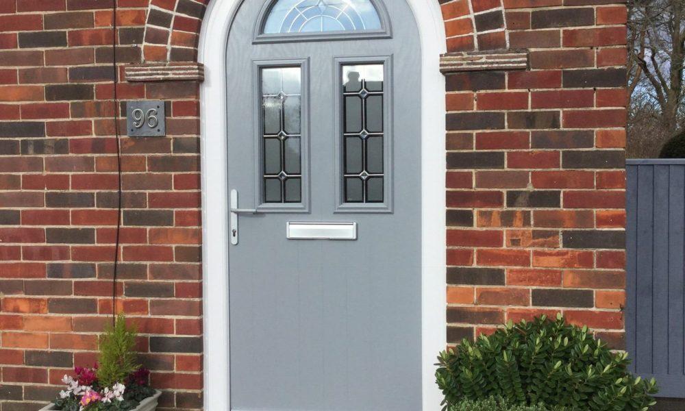 Composite Arched Door Yeovil