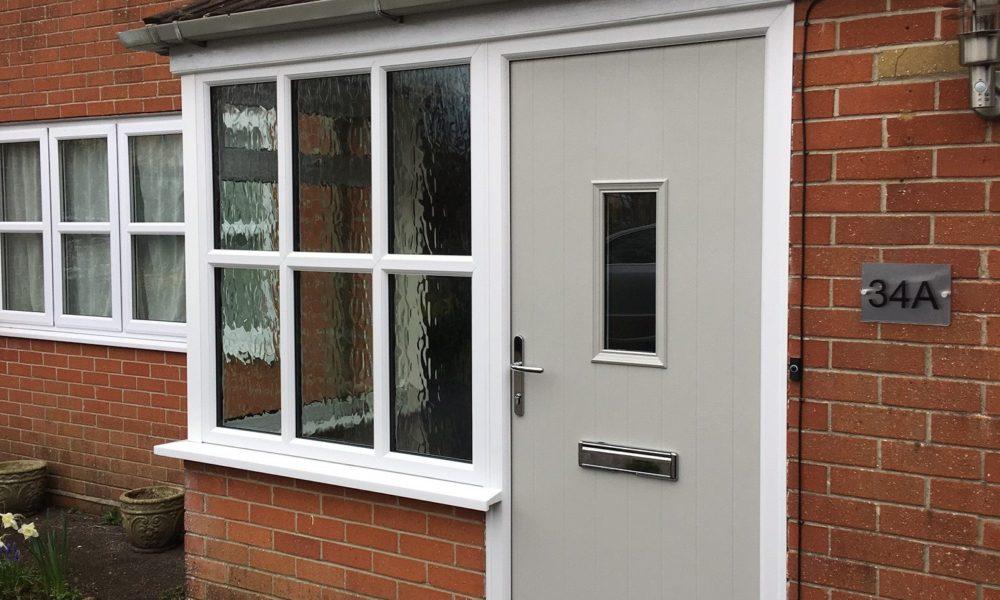 composite doors Sherborne