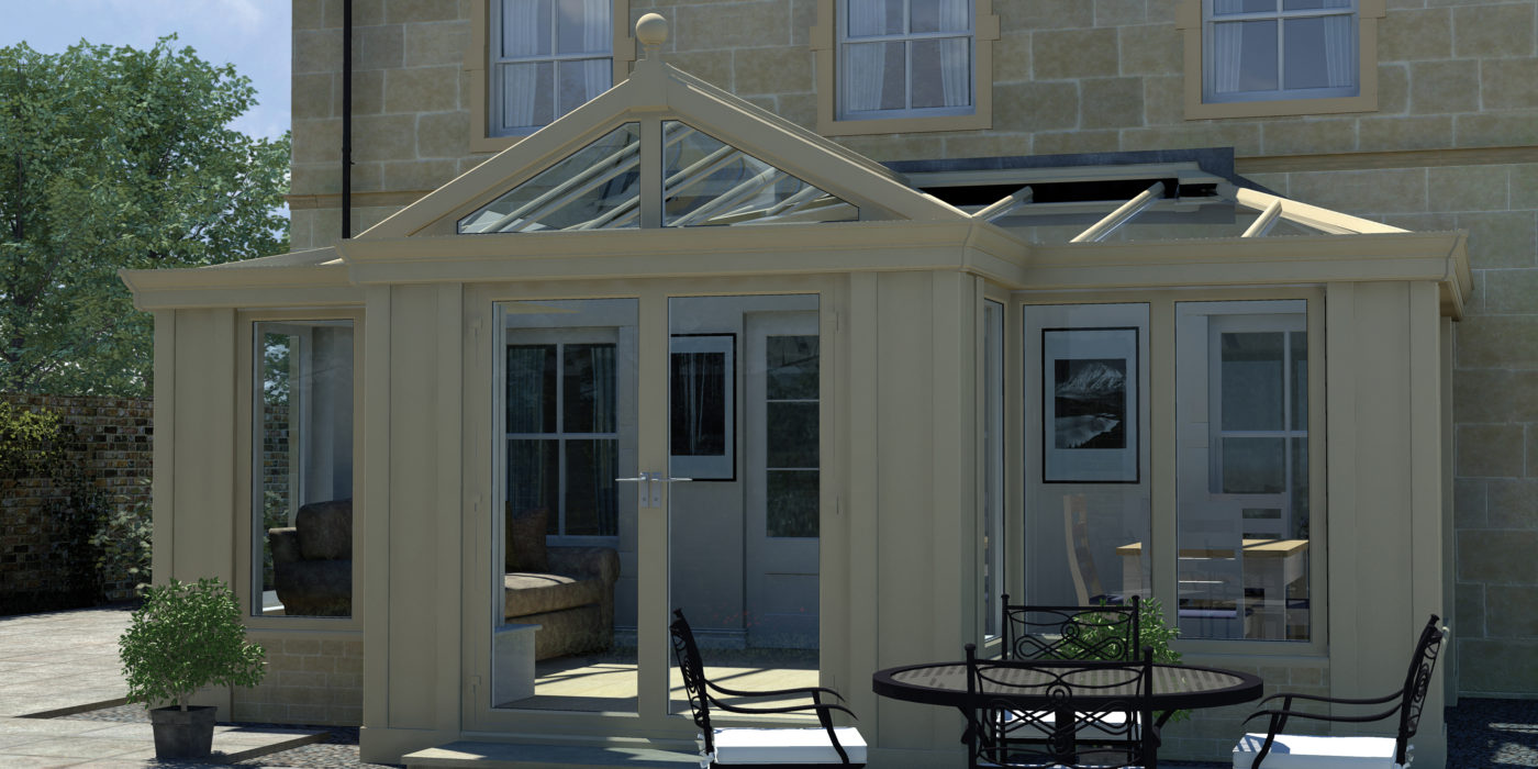 Loggia Conservatory Sherborne