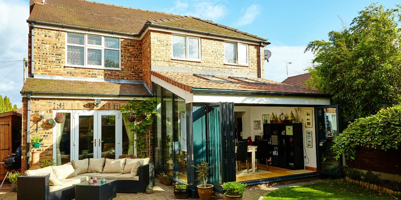 Lean to conservatory Sherborne