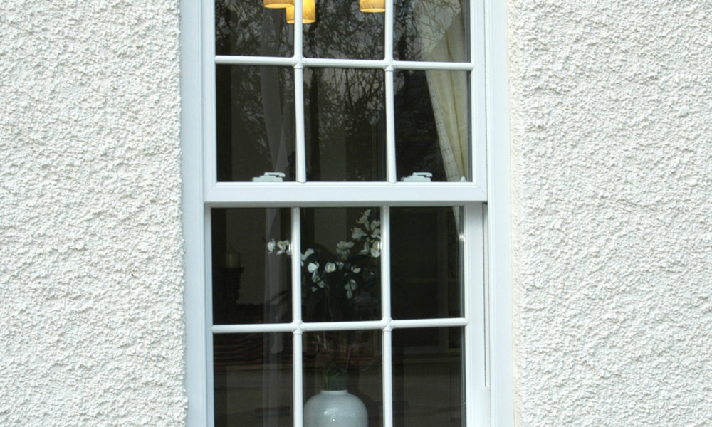 Vertical sliding sash windows Sherborne