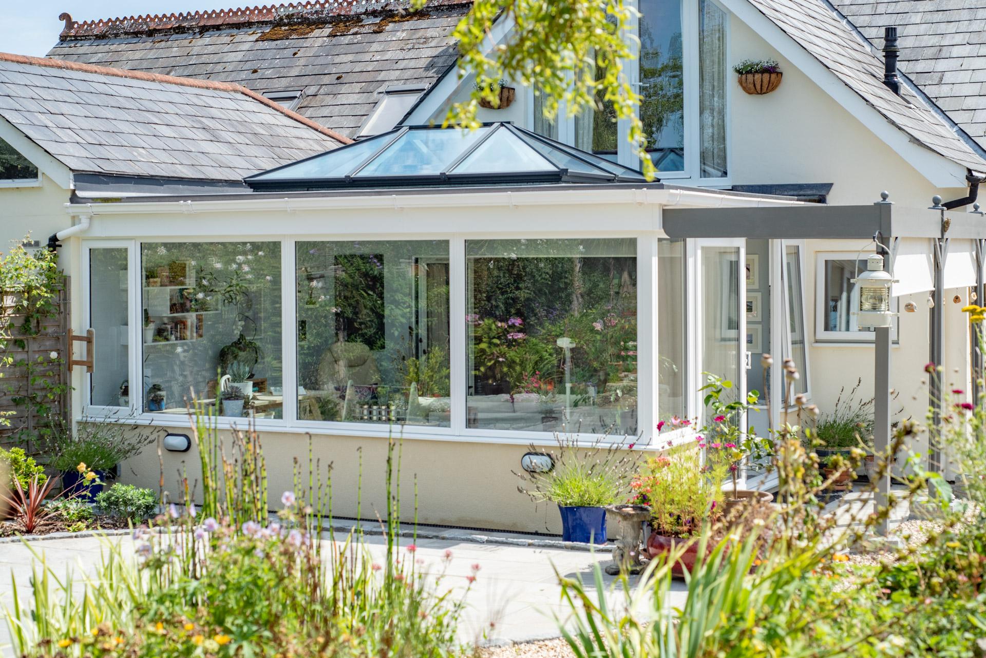 Orangery Village Conservatories Sherborne - Yeovil 02