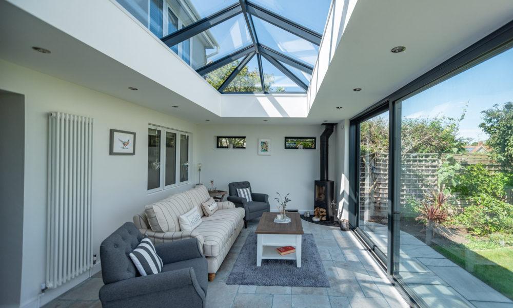 Orangery Villa Conservatories Sherborne - High Ham 20