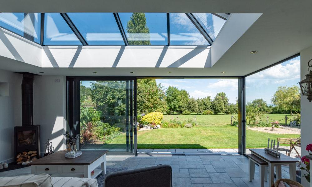 Orangery Villa Conservatories Sherborne - High Ham 22